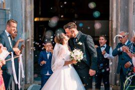 Um casamento ficará completo se os noivos não comungarem nesse dia?