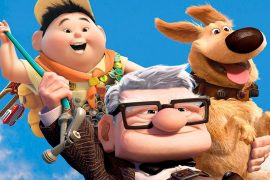 Up Altamente - Filme Disney Pixar