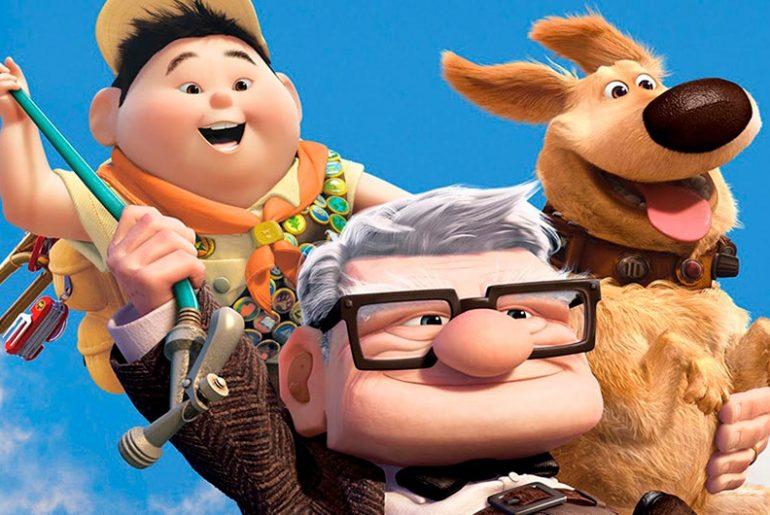 Up Altamente - Filme Disney Pixar