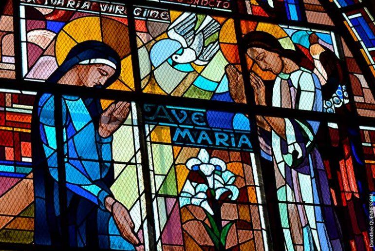 Anunciação do Anjo - Avé Maria «Cheia de graça»