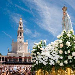 peregrinações Santuário de Fátima