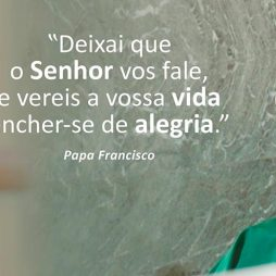 Pensamento do Papa Francisco
