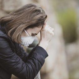 Oração para travar o Coronavírus