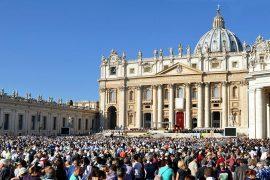 Vaticano - Praça S. Pedro